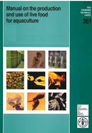 fao manual for the culture of brine shrimp artemia in aquaculture