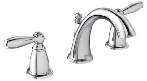 Faucet Flow Restrictor Shower Moen Align Moentrol Tub And Shower Faucet Trim With Lever