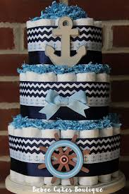 Nautical Baby Shower Decorations - baby shower decoration for boy baby showers ideas
