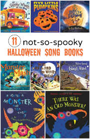 11 not so spooky song books