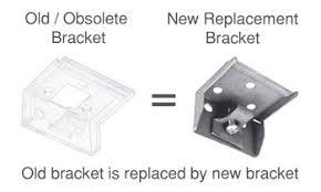 Mini Blind Brackets Obsolete Bracket Replacements