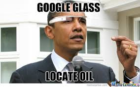 Oil Meme - locate oil by abbc meme center