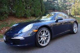 porsche dark blue metallic 2012 porsche 911 carrera coupe