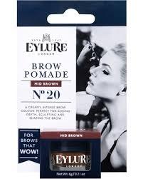 Pomade Tis tis the season for savings on eylure eyebrow pomade mid brown 1ct