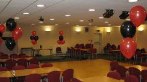 Black And Red Party Decorations Party Balloon Decorations