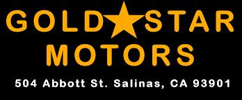 star motors logo weekly special gold star salinas