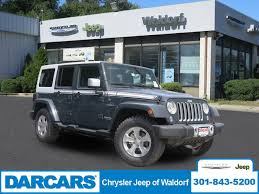 chief jeep wrangler 2017 new 2017 jeep wrangler jk unlimited chief 4x4 for sale in waldorf
