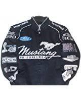 ford mustang jacket ford mustang racing jacket at amazon s clothing store