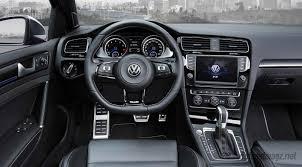 volkswagen wagon interior interior vw golf r variant station wagon autonetmagz
