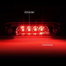 chrome jeep cherokee 01 jeep cherokee led third brake light chrome