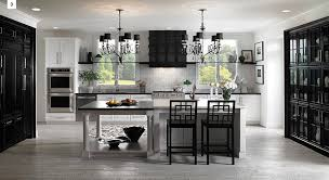 kitchen colors dark is the new neutral kraftmaid