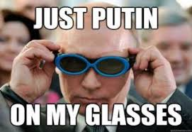 Personal Meme - 7 of the best banned putin memes
