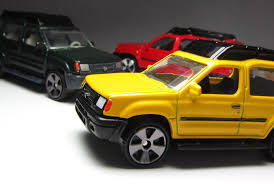 the last golden age of matchbox 2005 2006 superfast nissan xterra