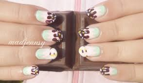 chocolate dipped pastel colored strawberry nails how to paint a