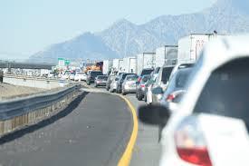 Sigalert Com Los Angeles Traffic Map by Crash In Cajon Pass Snarls Traffic For Miles U2013 San Bernardino Sun