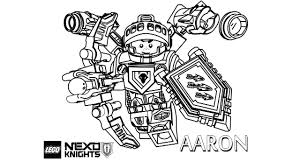 29 lego nexo knights coloring pages