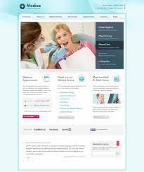 dentist wordpress website templates u0026 themes free u0026 premium