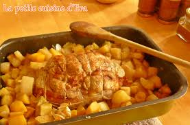 cuisine d automne rôti de veau et ses petits légumes d automne la cuisine