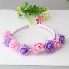 flower bands baby bands baby girl headbands one size style 20 baby