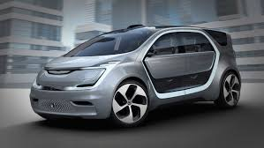 volvo truck dealer portal chrysler portal concept all electric minivan for ces offers some