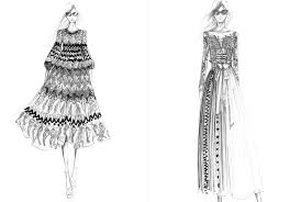 alice temperley takes up see now buy now challenge with vero u2013 wwd
