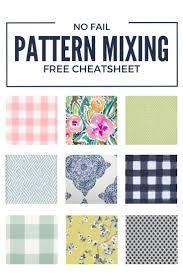 Home Decor Patterns Best 25 Mixing Patterns Decor Ideas On Pinterest Pattern Mixing