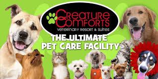 Creature Comforts Pet Sitting Creature Comforts Veterinary Resort U0026 Suites Spartanburg Sc