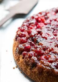 cranberry upside down cake david lebovitz
