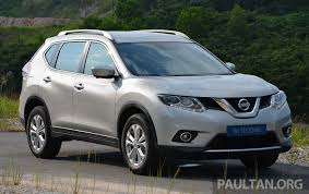nissan mazda 2015 driven nissan x trail t32 will it be third gen lucky
