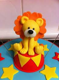 circus cake toppers löwe marzipan marzipan figuren fondant figures and