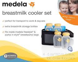 amazon com medela breastmilk cooler set baby