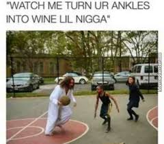 Ball Is Life Meme - when you need to die for people sins but ball is life by