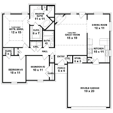 1 floor house plans simple 1 floor house plans simple 1 bedroom house plans one