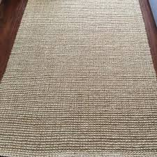 Pottery Barn Rugs For Sale Find More Pottery Barn Chunky Wool And Natural Jute Rug 5x8 For