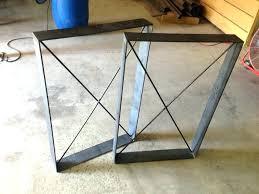 antique metal table legs industrial metal table legs chagallbistro com