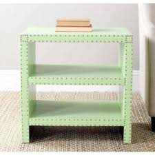 Green Accent Table Green Accent Tables Living Room Furniture The Home Depot