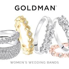 goldman wedding bands island jewelry store island ny franklin square