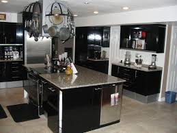 black gloss kitchen ideas white kitchen cabinet kitchen cabinets design brown