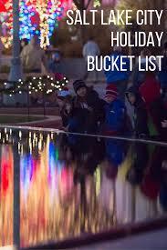 Zoo Lights Utah Hogle Zoo by Salt Lake City Holiday Bucket List Temple Square