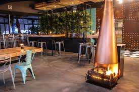 Restaurant Patio Heaters by Company Social Brasserie Port Elizabeth Restaurant In Port