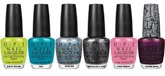 nicki minaj u0027s opi nail polish collection 2012 fashion fill