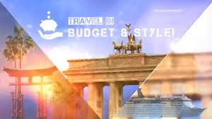 travel agency tv commercial after effects template project youtube