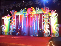 theme decor golden goa events wedding planners event management