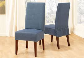Diy Dining Room Chair Covers Excellent Sure Fit Category Regarding Dinning Room Chair Covers