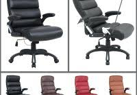 picture 2 of 3 reclining desk chair new reclining desk chair