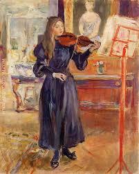 berthe morisot oil paintings reproduction and original art