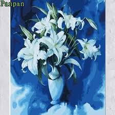 Paint By Number Mural by Compare Prices On Acrylic Paint Wall Mural Online Shopping Buy