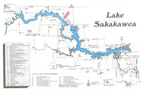 lake sakakawea map ranches and land for sale in dakota and south dakota
