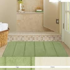Frontgate Bathroom Rugs by Amazon Com Mohawk Home Memory Foam Bath Rug 17 Inch By 24 Inch