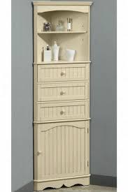 Freestanding Bathroom Storage Units Gorgeous Free Standing Corner Bathroom Cabinets Freestanding
